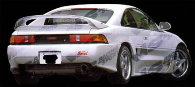 MR2 - Rear Bumper - VIS Racing - Toyota MR2 VIS Racing Techno R Rear Bumper - 90TYMR22DTNR-002