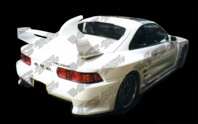 MR2 - Rear Bumper - VIS Racing - Toyota MR2 VIS Racing Techno R Widebody Rear Bumper - 90TYMR22DTNRWB-002