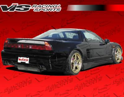 NSX - Rear Bumper - VIS Racing - Acura NSX VIS Racing Blaze Rear Lip - 91ACNSX2DBD-012