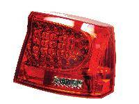 Headlights & Tail Lights - Led Tail Lights - Custom - RED Tail Lights LED