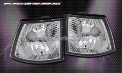 Headlights & Tail Lights - Corner Lights - Custom - Corner Lights Lens`