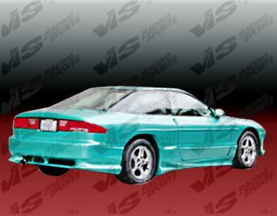 Probe - Rear Bumper - VIS Racing - Ford Probe VIS Racing Invader Rear Bumper - 93FDPRO2DINV-002