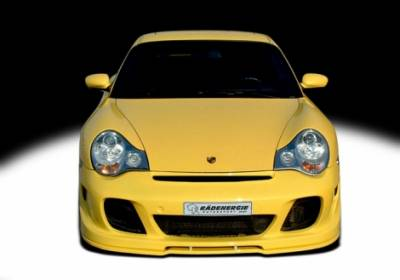 911 - Front Bumper - Radenergie - Front Bumper Spoiler GTR Style