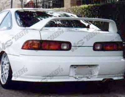 Integra 2Dr - Rear Bumper - VIS Racing - Acura Integra 2DR VIS Racing Ace Rear Lip - 94ACINT2DACE-012
