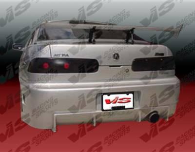 Integra 2Dr - Rear Bumper - VIS Racing - Acura Integra 2DR VIS Racing TSC Rear Bumper - 94ACINT2DTSC-002