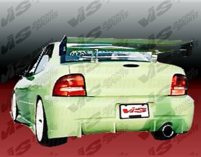 Neon 2Dr - Rear Bumper - VIS Racing - Dodge Neon VIS Racing TSC Rear Bumper - 95DGNEO2DTSC-002