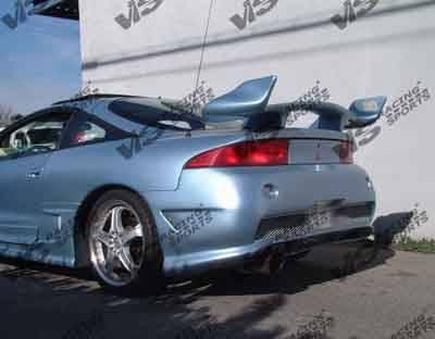 Eclipse - Rear Bumper - VIS Racing - Mitsubishi Eclipse VIS Racing Kombat Rear Bumper - 95MTECL2DKOM-002