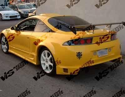 Eclipse - Rear Bumper - VIS Racing - Mitsubishi Eclipse VIS Racing Striker Rear Bumper - 95MTECL2DSTR-002