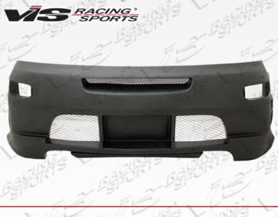 Eclipse - Rear Bumper - VIS Racing - Mitsubishi Eclipse VIS Racing Torque Rear Bumper - 95MTECL2DTQ-002