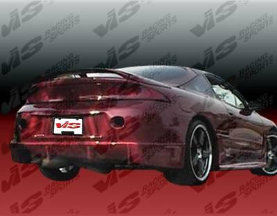 Eclipse - Rear Bumper - VIS Racing - Mitsubishi Eclipse VIS Racing TSC Rear Bumper - 95MTECL2DTSC-002