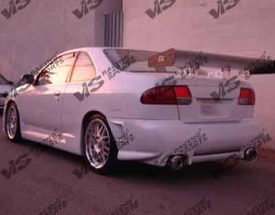 200SX - Rear Bumper - VIS Racing - Nissan 200SX VIS Racing Omega Rear Bumper - 95NS2002DOMA-002