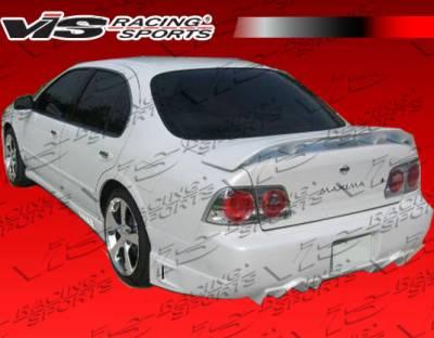 Maxima - Rear Bumper - VIS Racing - Nissan Maxima VIS Racing Omega Rear Bumper - 95NSMAX4DOMA-002