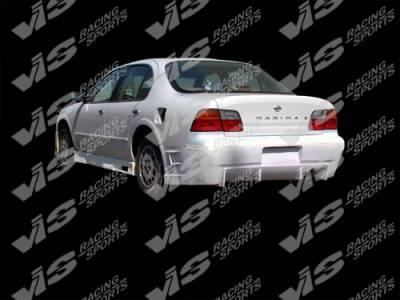 Maxima - Rear Bumper - VIS Racing - Nissan Maxima VIS Racing TSC Rear Bumper - 95NSMAX4DTSC-002