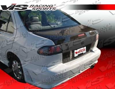 Sentra - Rear Bumper - VIS Racing - Nissan Sentra VIS Racing Octane Rear Bumper - 95NSSEN4DOCT-002