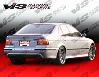 5 Series - Rear Bumper - VIS Racing - BMW 5 Series VIS Racing M5 Rear Bumper - 97BME394DM5-002
