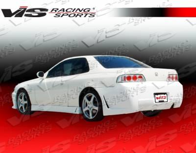 Prelude - Rear Bumper - VIS Racing - Honda Prelude VIS Racing TSC-3 Rear Bumper - 97HDPRE2DTSC3-002