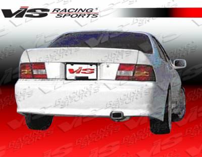 ES - Rear Bumper - VIS Racing - Lexus ES VIS Racing VIP Rear Bumper - 97LXES34DVIP-002