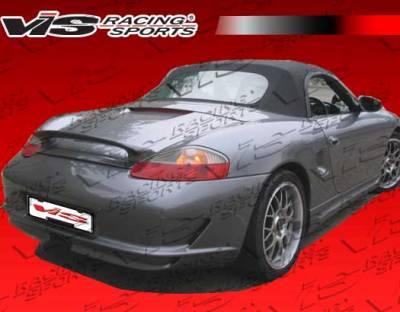 Boxster - Rear Bumper - VIS Racing - Porsche Boxster VIS Racing GT3 RS Rear Bumper - 97PSBOX2DGT3RS-002