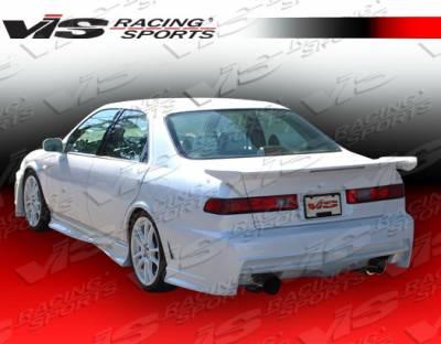 Camry - Rear Bumper - VIS Racing - Toyota Camry VIS Racing Xtreme Rear Bumper - 97TYCAM4DEX-002