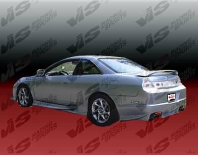Accord 2Dr - Rear Bumper - VIS Racing - Honda Accord 2DR VIS Racing Invader Rear Bumper - 98HDACC2DINV-002