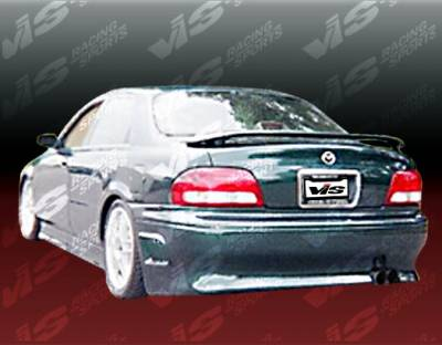 626 - Rear Bumper - VIS Racing - Mazda 626 VIS Racing Invader Rear Bumper - 98MZ6264DINV-002