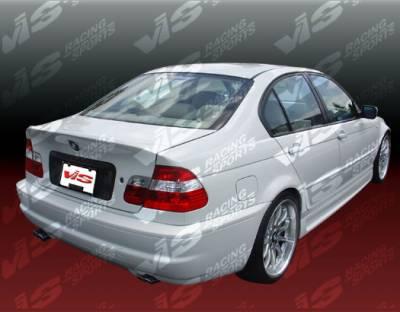 3 Series 4Dr - Rear Bumper - VIS Racing - BMW 3 Series VIS Racing M3 Type-2 Rear Bumper - 99BME462DM32-002