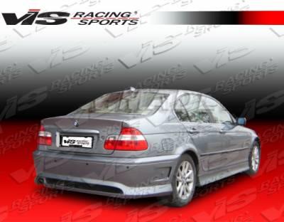 3 Series 4Dr - Rear Bumper - VIS Racing - BMW 3 Series VIS Racing M5 Rear Bumper - 99BME462DM5-002