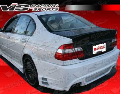 3 Series 4Dr - Rear Bumper - VIS Racing - BMW 3 Series VIS Racing RC Design Rear Bumper - 99BME462DRCD-002