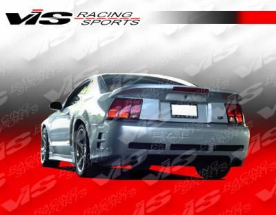 Mustang - Rear Bumper - VIS Racing - Ford Mustang VIS Racing Stalker Rear Bumper - 99FDMUS2DSTK-002