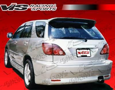 RX300 - Rear Bumper - VIS Racing - Lexus RX300 VIS Racing G Speed Rear Bumper - 99LXRX34DGSP-002