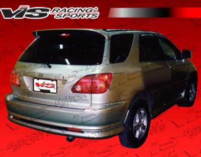 RX300 - Rear Bumper - VIS Racing - Lexus RX300 VIS Racing Techno R Rear Lip - 99LXRX34DTNR-012