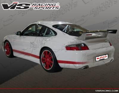 911 - Rear Bumper - VIS Racing - Porsche 911 VIS Racing D3 KS Rear Bumper - 99PS9962DD3KS-002