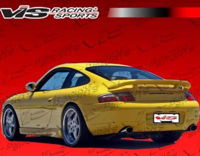 911 - Rear Bumper - VIS Racing. - Porsche 911 VIS Racing GT3 Rear Bumper - 99PS9962DGT3-002