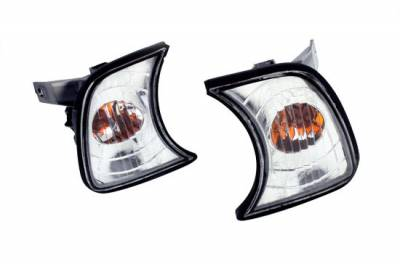 Headlights & Tail Lights - Corner Lights - Custom - Euro clear Corner Lights