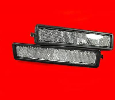 Headlights & Tail Lights - Corner Lights - Custom - E32 E34 Side Marker Lights