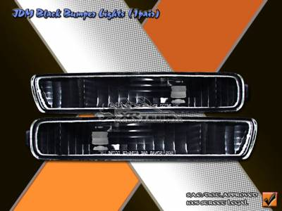 Headlights & Tail Lights - Corner Lights - Custom - Euro Front Bumper Lights