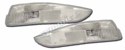 Headlights & Tail Lights - Corner Lights - Custom - Euro Bumper Lights