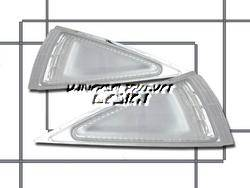 Headlights & Tail Lights - Corner Lights - Custom - JDM Clear Corner Lights