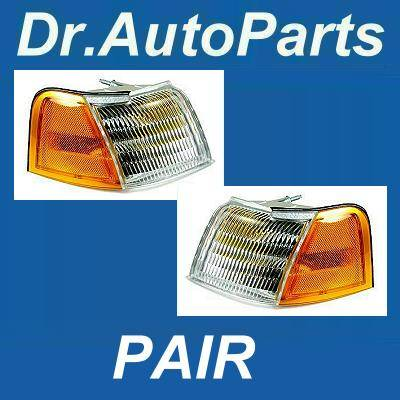 Headlights & Tail Lights - Corner Lights - Custom - Replacement Corner Lights
