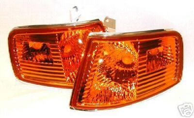 Headlights & Tail Lights - Corner Lights - Custom - CRX JDM Amber Corner Lights