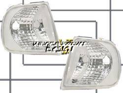 Headlights & Tail Lights - Corner Lights - Custom - Crystal Corner Lights