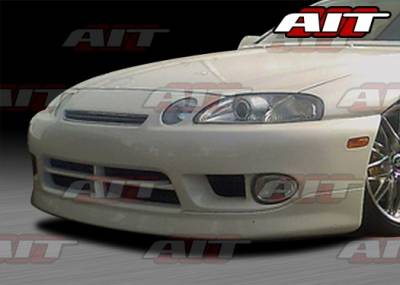 SC - Front Bumper - AIT Racing - Lexus SC AIT Acs Style Front Bumper - LSC92HIACSFB