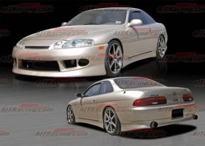 SC - Body Kits - AIT Racing - Lexus SC AIT Racing Velocity Style Body Kit - LSC92HIVTXCK