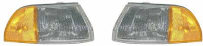 Headlights & Tail Lights - Corner Lights - Custom - Stock Corner Lights