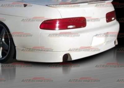 SC - Rear Add On - AIT Racing - Lexus SC AIT Racing Velocity Style Rear Skirt - LSC92HIVTXRS