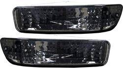 Headlights & Tail Lights - Corner Lights - Custom - Euro Smoke Bumper Lights