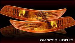 Headlights & Tail Lights - Corner Lights - Custom - JDM Amber Bumper Lights