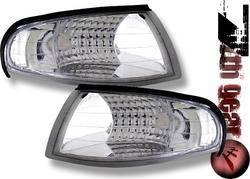 Headlights & Tail Lights - Corner Lights - Custom - Euro Clear Corner Lights