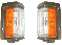 Headlights & Tail Lights - Corner Lights - Custom - Parking Lights