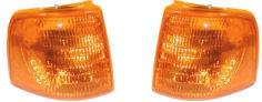 Headlights & Tail Lights - Corner Lights - Custom - Amber Corner Lights